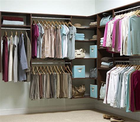 Martha Stewart Closet Designer by Walk In Closet Design