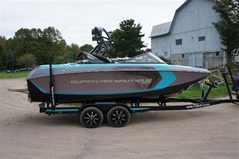 Nautique Boat Fenders by Nautique G21 Team Edition Ski Boats New In Three Lakes Wi