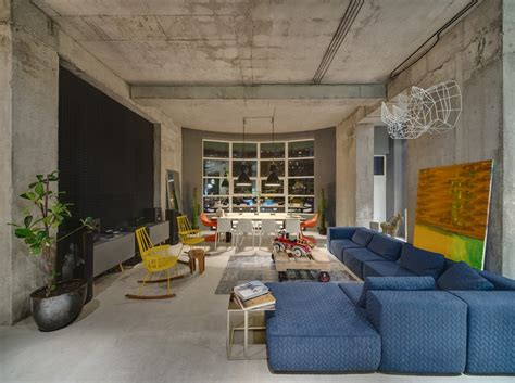 A Type-face Design Firm's Office By YellowSub Studio : Interior Design Ideas