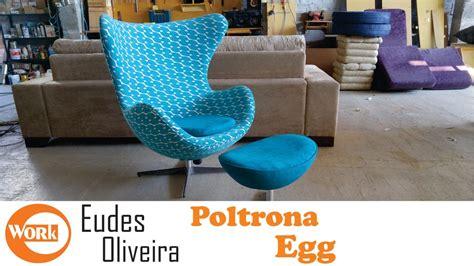 Poltrona Egg/ Armchair Egg