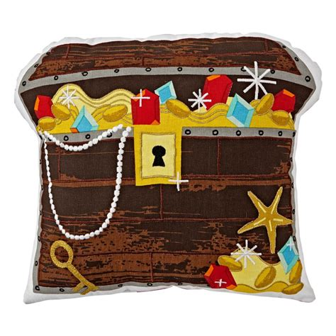 box shelves on wall treasure chest pillow the land of nod