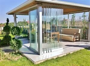 Bache Separation Jardin : tonnelle pour terrasse pas cher ~ Premium-room.com Idées de Décoration