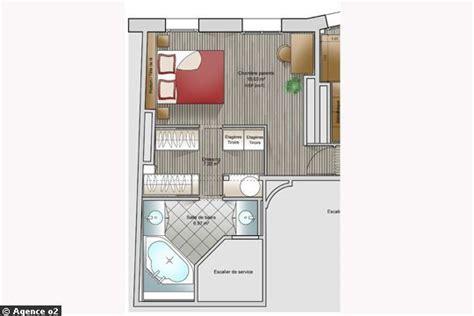 plan chambre parentale 14 plans pour moderniser un appartement