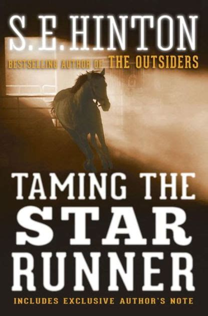 Taming the Star Runner by S. E. Hinton, Paperback | Barnes ...