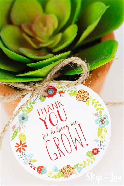 printable    helping  grow gift tags