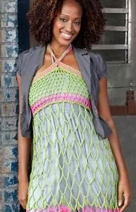 Free Crochet Pattern Webby Sundress – Make It Crochet
