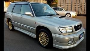 Walk Around - 1999 Subaru Forester Turbo - Japanese Car Auction