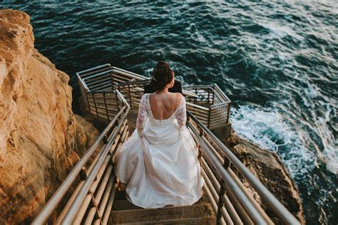 sunset cliffs ultimate skybox wedding san diego ca