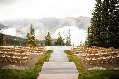 breathtaking wedding venues  vail colorado fine
