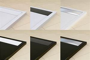Dusche 100 X 100 : mineralguss duschwanne viertelkreis 90x90 cm mit ablaufrinne ~ Bigdaddyawards.com Haus und Dekorationen
