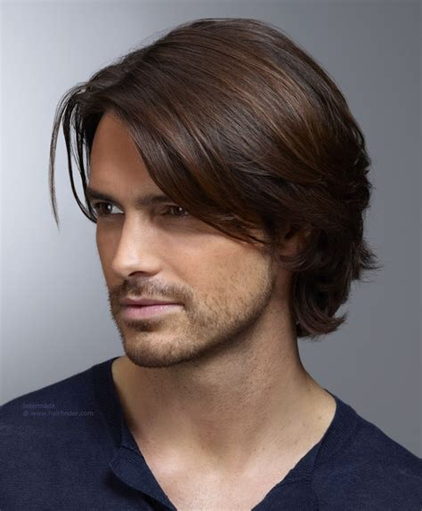 mens hairstyles suitable  face shape