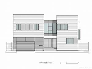 Drawn house modern architectural design - Pencil and in ...