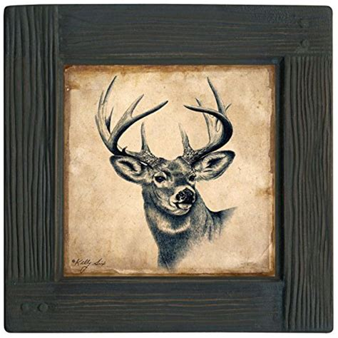 home interior deer pictures thirstystone ambiance coaster set deer multicolored sale