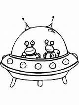 Alien Coloring Pages Aliens Ufo Cartoon Spaceship Space Colouring Clipart Lion Cliparts Clipartpanda Printable Nave Sheet Coloringlab Dibujos Ship Colors sketch template