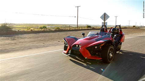 Expensive 3 Wheel Car