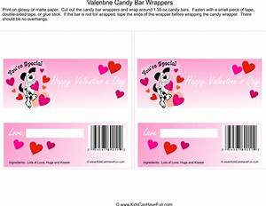 Valentine candy wrappers your special kidscanhavefun blog for Valentine candy bar wrapper templates