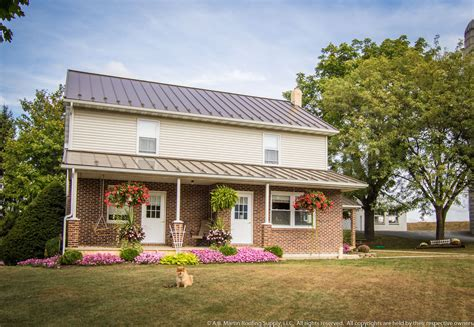 does a metal roof cost more to install a b martin