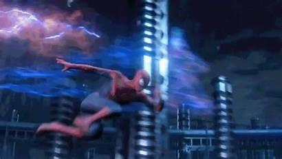 Spider Amazing Trailer Too Electro Web Garfield