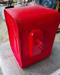 Ih International Harvestor Case Tractor Fuel Tank B275