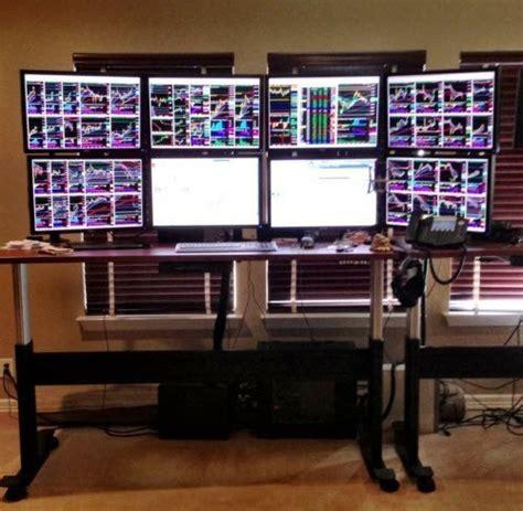 27 Trading Desk Photos