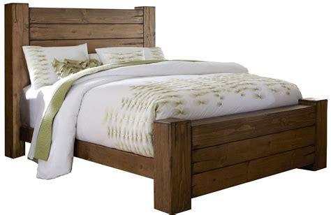 driftwood bedroom furniture maverick driftwood panel bedroom set from progressive 11484 | p626 34 35 78 1 1