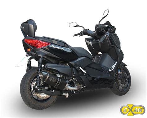 pot akrapovic xmax 400 x max 400 kgl racing de motor shop voor iedere motorliefhebber