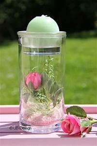 Kerze In Glas : deko glas mit kerze ub design shop ~ Markanthonyermac.com Haus und Dekorationen