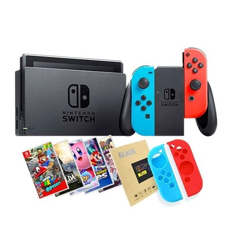 Protector pantalla nintendo switch vidrio templado (freatec) $ 4.900. Ofertas Precios Nintendo Switch Chile