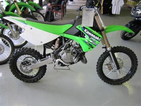 2 stroke motocross bikes 2013 new kawasaki kx 85 motocross dirt bike 2 for sale on