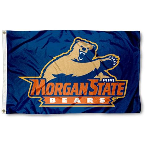 Morgan State University Flag and Flags for Morgan State ...