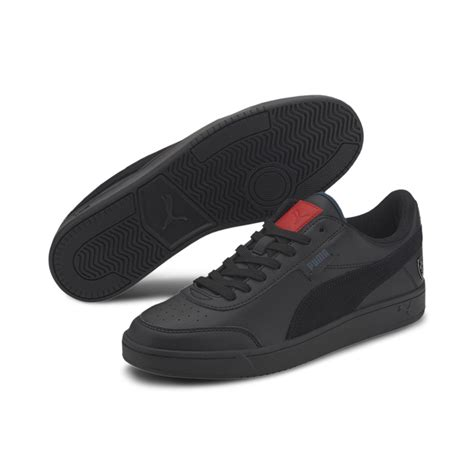 From ferrari trainers and ferrari shoes to tshirts and jackets, our collections have everything you need to dominate the track and the streets. Scuderia Ferrari Style Court Legend Trainers | Black ...