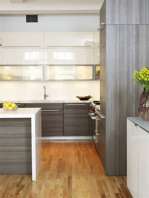 gray glazed white cabinets houzz
