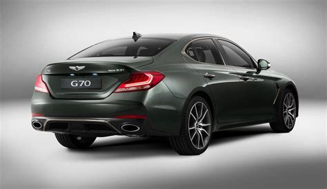 2019 Genesis G70 Is Ready To Fight The Bmw 3 Series The