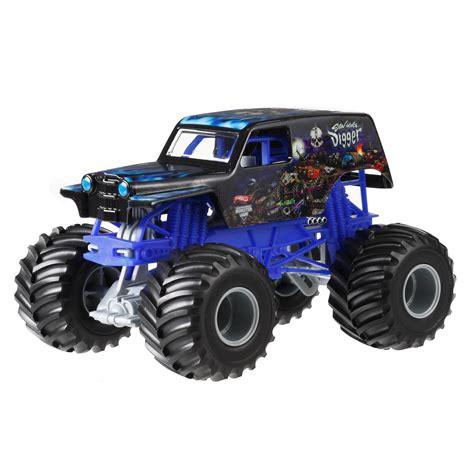 wheels monster jam truck wheels monster jam then and now trucks 2 pack