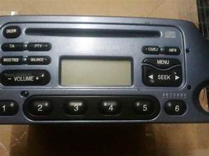 Used Ford Ka I 1 3i Radio Cd Player