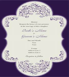 40 wedding invitations download downloadcloud for Printing costs wedding invitations