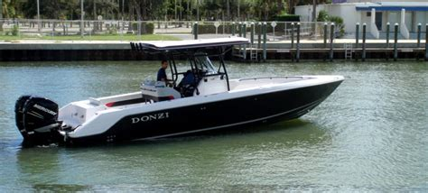 Hatteras Boats For Sale Perth by Research 2013 Donzi Marine 35 Zf Open On Iboats