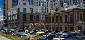 Нормы парковочных мест для жилыхв мире