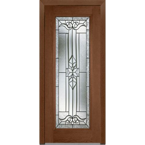decorative glass doors mmi door 37 5 in x 81 75 in cadence decorative glass