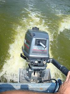 Mariner 2 Stroke 4hp Outboard Manual