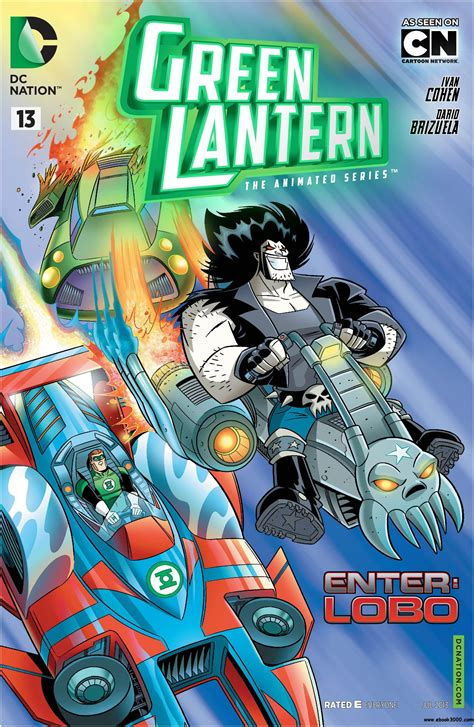 read green lantern green lantern the animated series 013 2013 home comics ebook