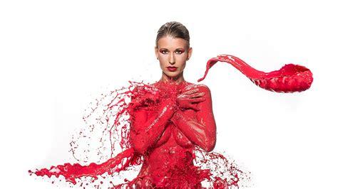 color splash photoshooting farbshooting making