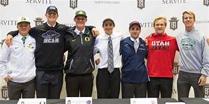 Seven Student-Athletes Are Recognized During Signing Day ...