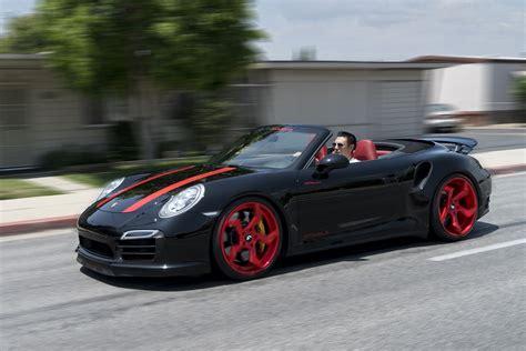 911 Turbo S Wheels by Porsche 911 Turbo S Gets Style Wheels