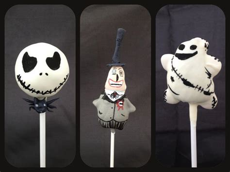 nightmare  christmas cake pops festival collections