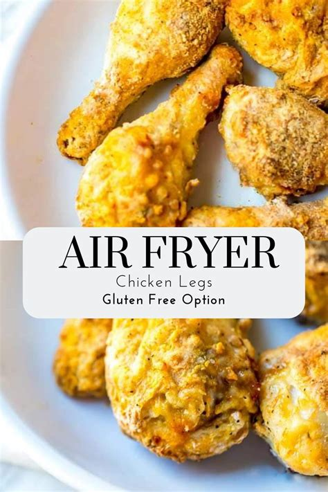 chicken air fried legs fryer recipe wendy polisi
