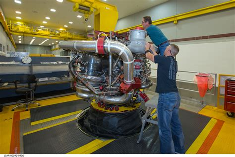 Some Assembly Required: The Newest RS-25 Joins the Space ...