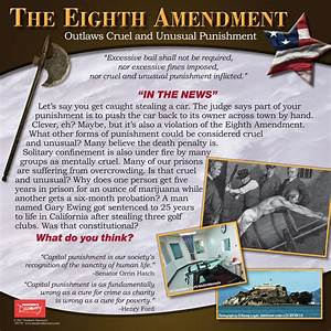 The Bill of Rights: Amendments Poster Set of 10 Posters ...