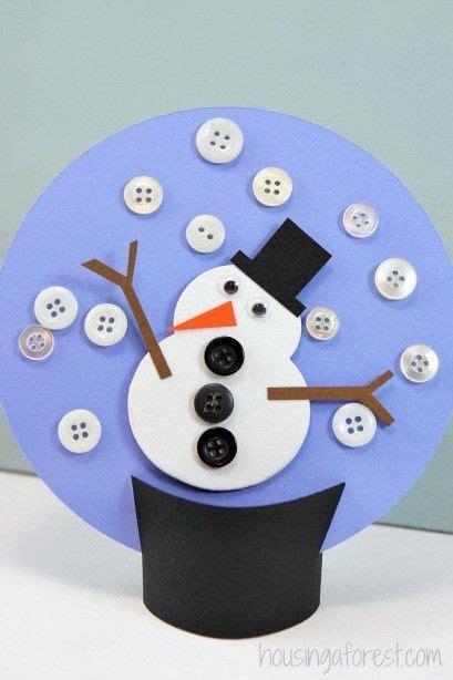 winter craft paper snow globe winter activities 497 | fe8cac0989273f74f0ff9c7c50f20bdd