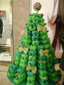 Schleifen Für Weihnachtsbaum : weihnachtsbaum basteln 24 unglaublich kreative diy ideen ~ Whattoseeinmadrid.com Haus und Dekorationen